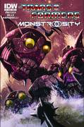 (USE JUN138205) TRANSFORMERS MONSTROSITY #2