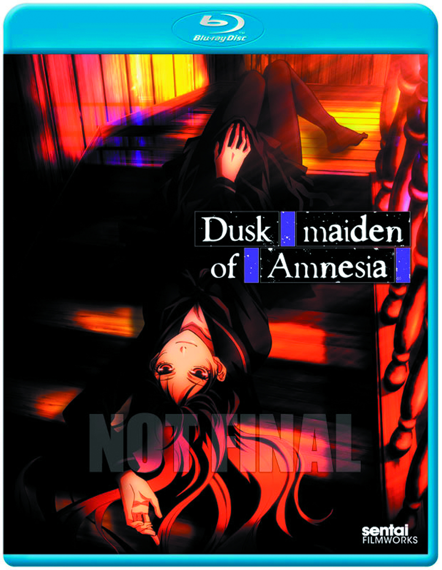 DUSK MAIDEN OF AMNESIA COMP SER BD