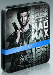 MAD MAX COMP TRILOGY BD