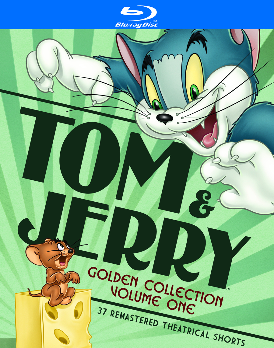 TOM & JERRY GOLDEN COLLECTION BD VOL 01