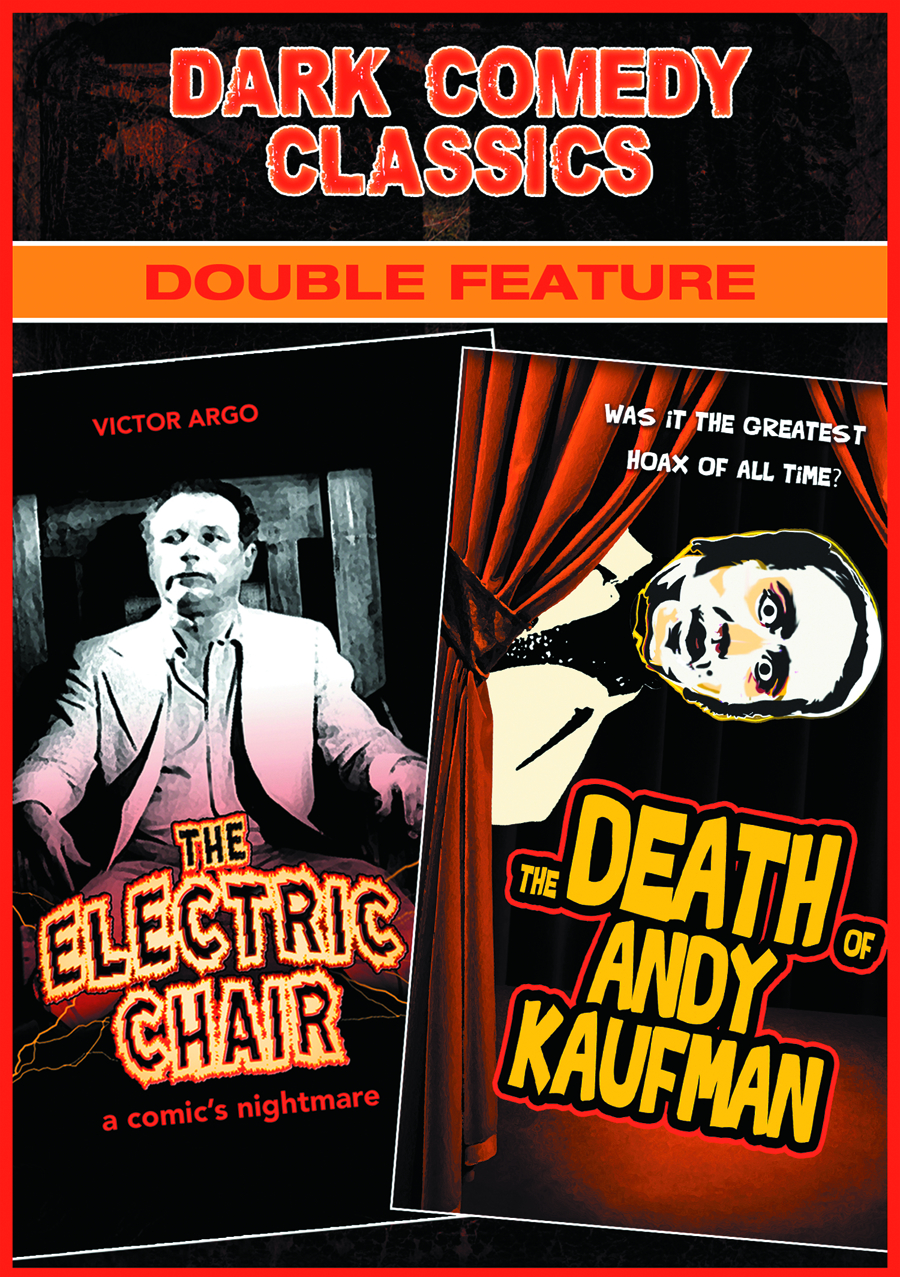 DARK COMEDY DOUBLE FEATURE DVD