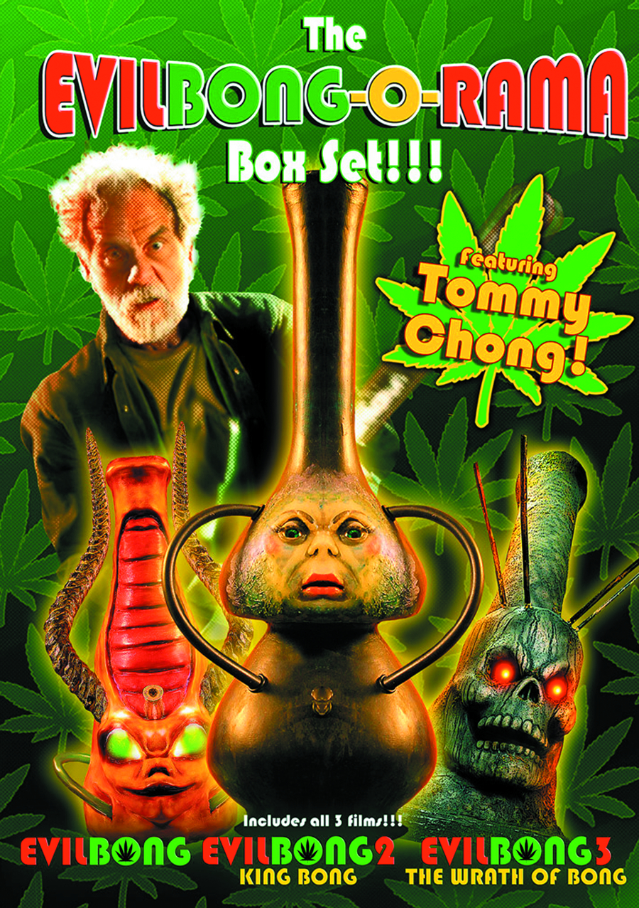 EVIL BONG-O-RAMA DVD BOX SET