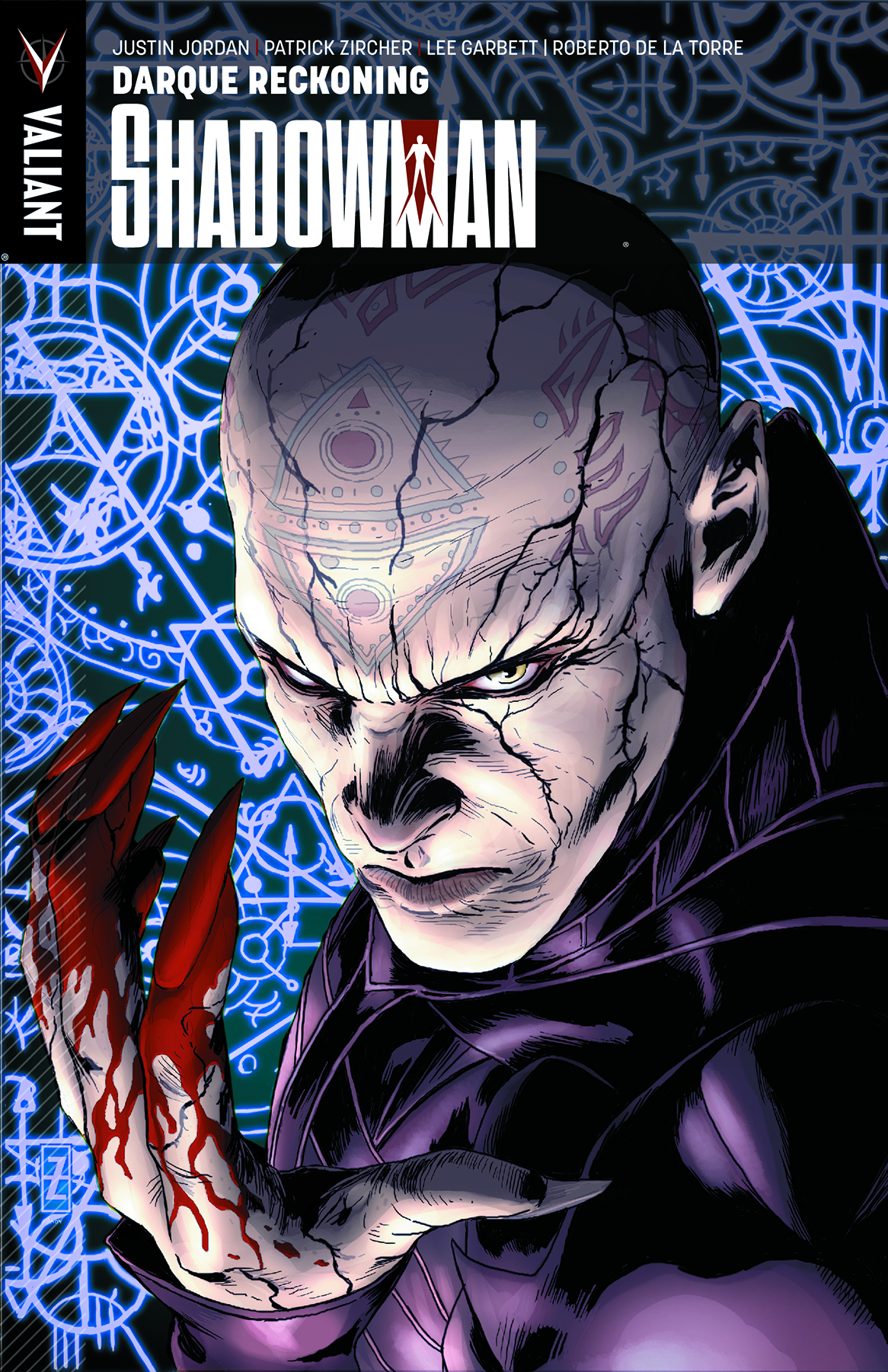 SHADOWMAN TP VOL 02 DARQUE RECKONING