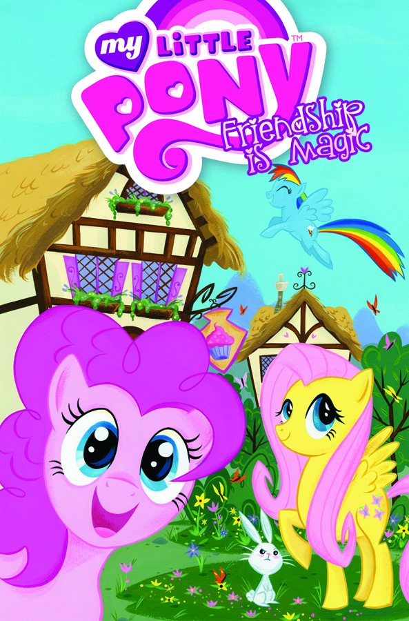 MY LITTLE PONY DIGEST TP VOL 01