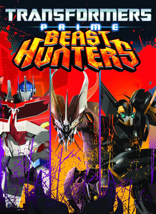 TRANSFORMERS PRIME BEAST HUNTERS TP DIGEST VOL 01