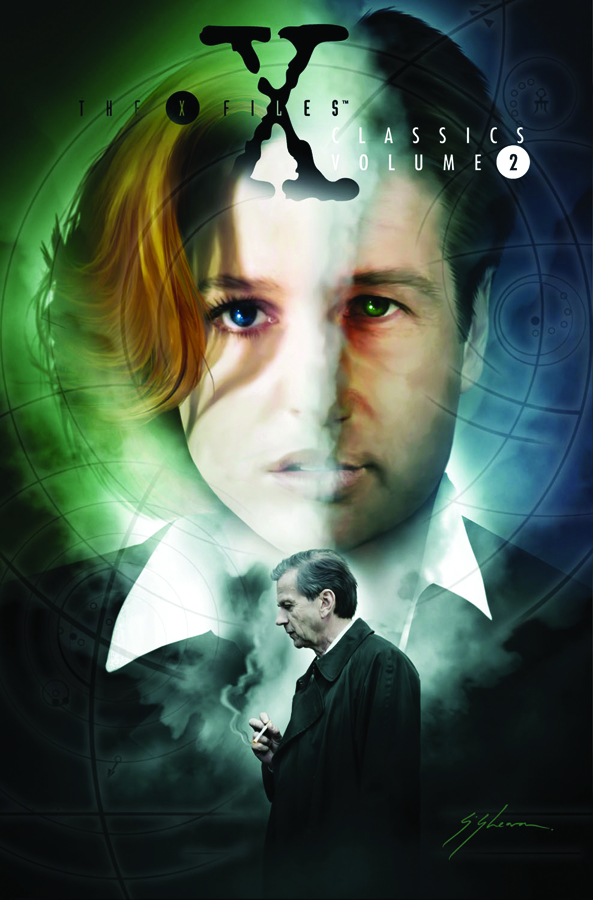 X-FILES CLASSICS HC VOL 02