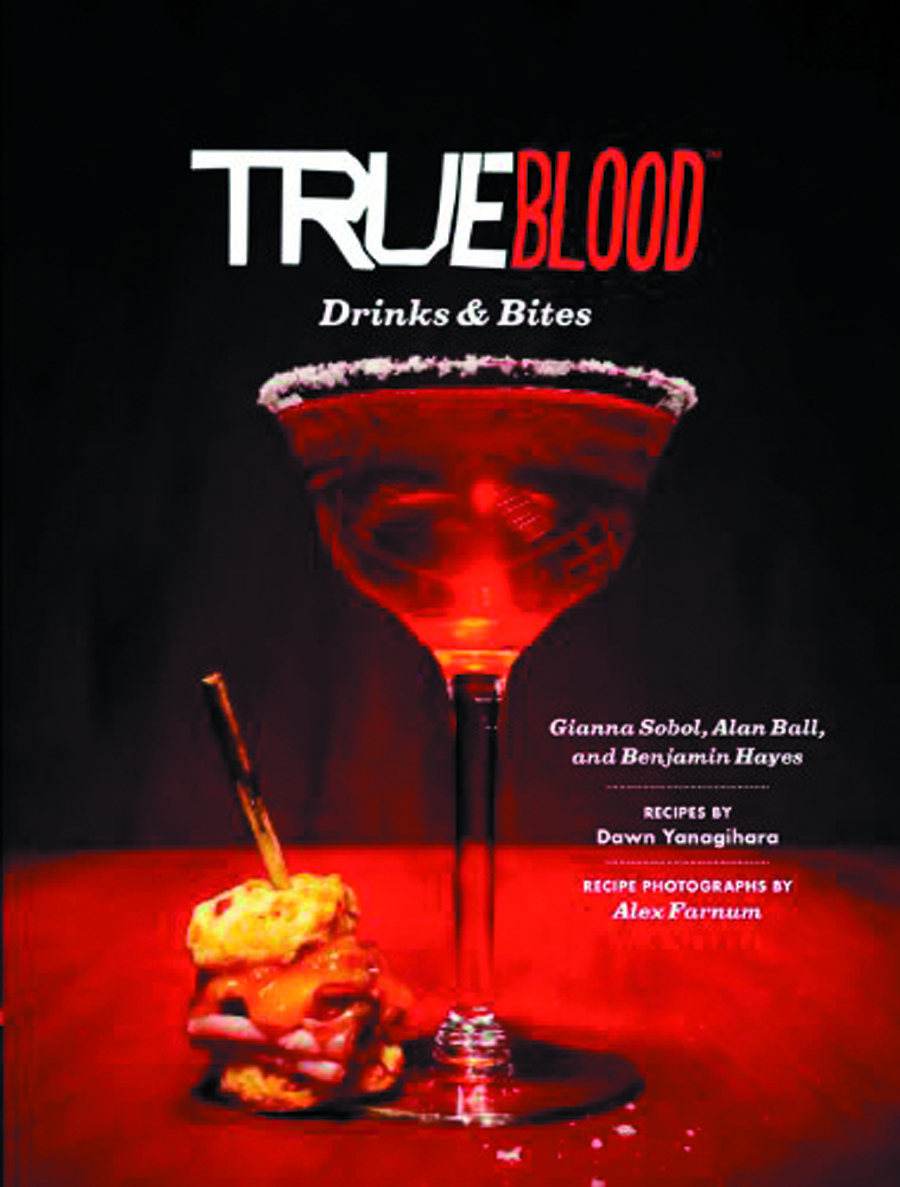 TRUE BLOOD DRINKS & BITES HC