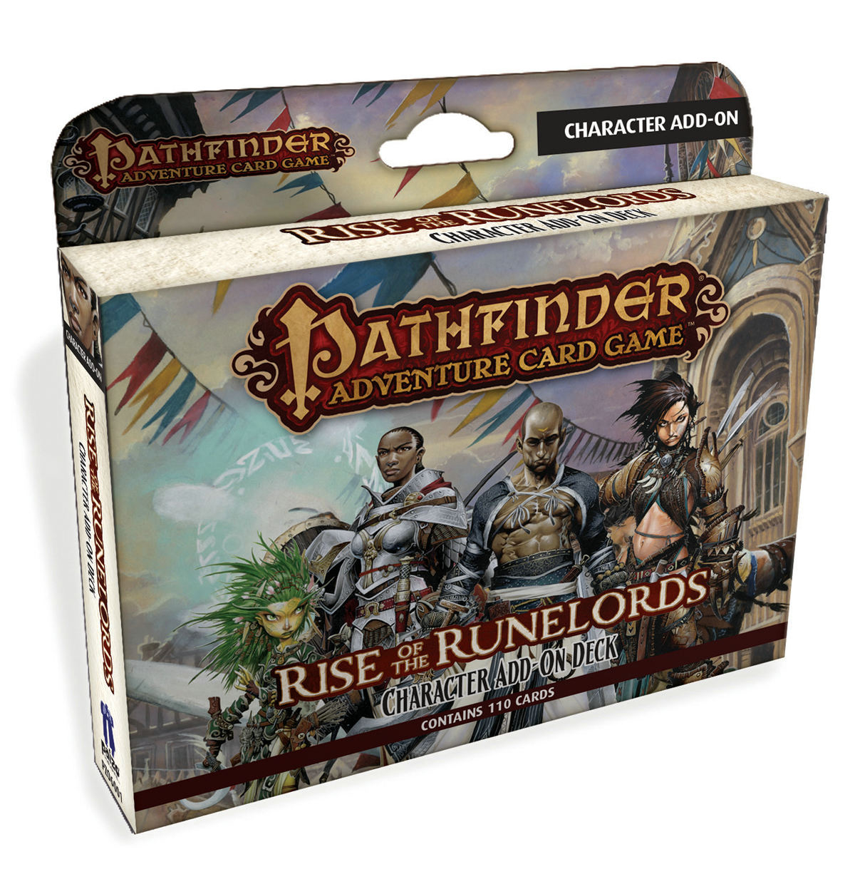 PATHFINDER ADV CARD GAME RISE O/T RUNELORDS CHAR DECK
