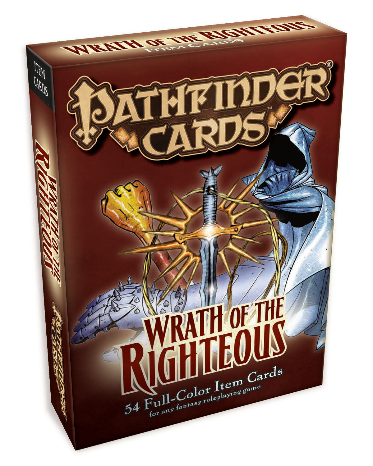PATHFINDER ITEM CARDS WRATH O/T RIGHTEOUS ADV PATH