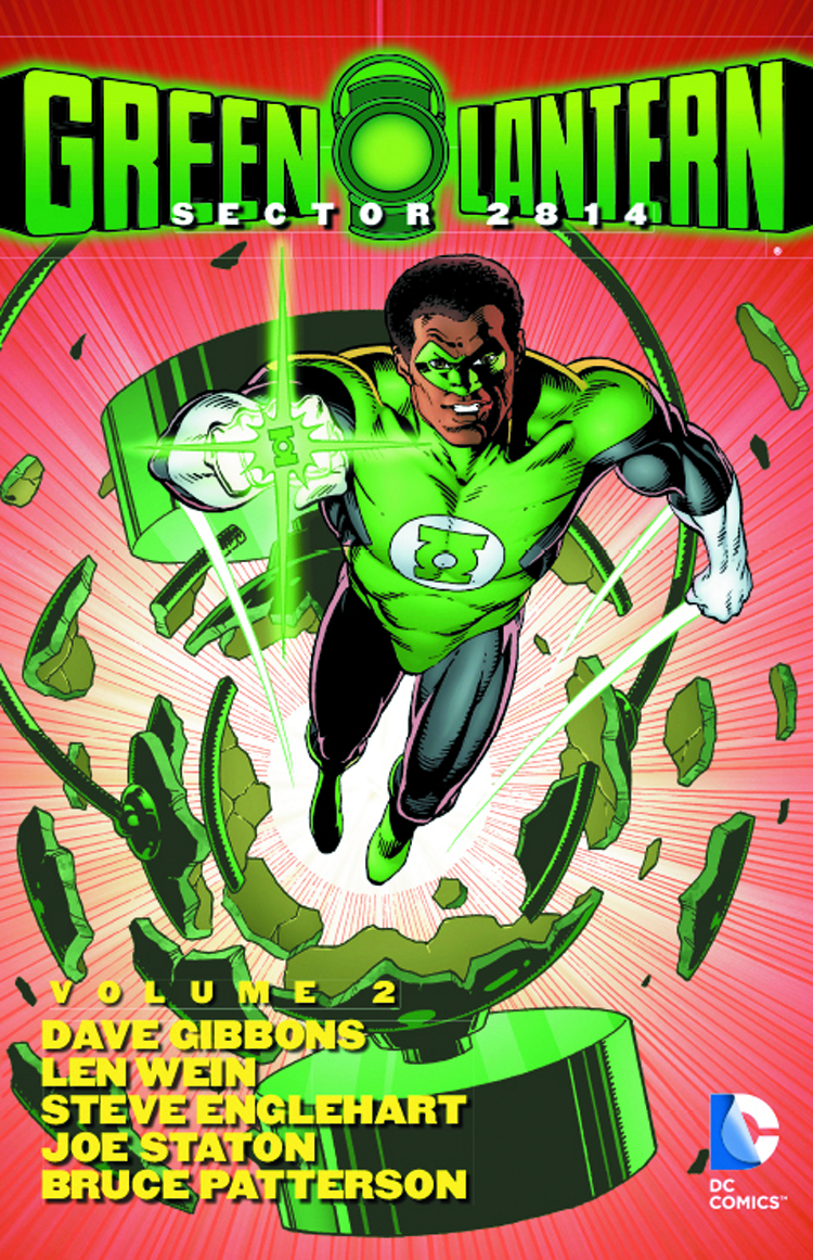 GREEN LANTERN SECTOR 2814 TP VOL 02