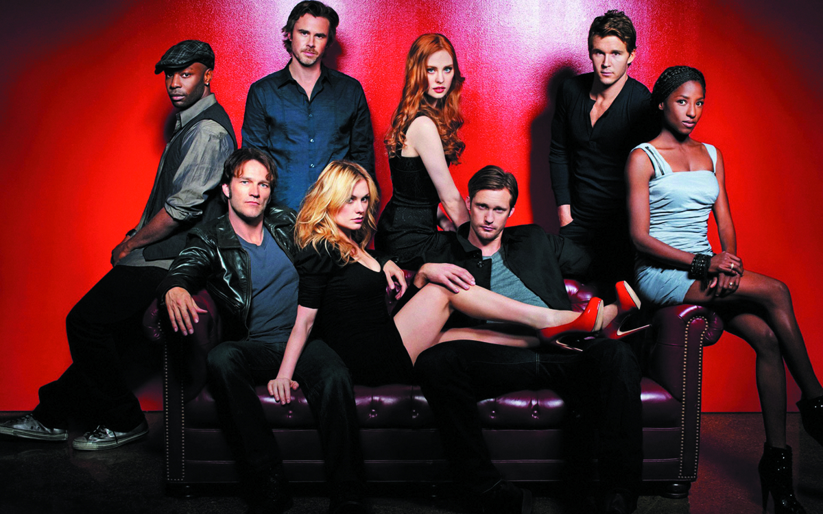 TRUE BLOOD ARCHIVES T/C BOX
