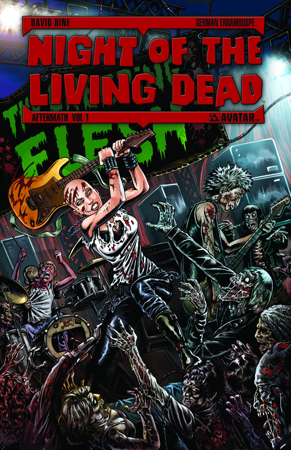 NIGHT O/T LIVING DEAD AFTERMATH TP VOL 01