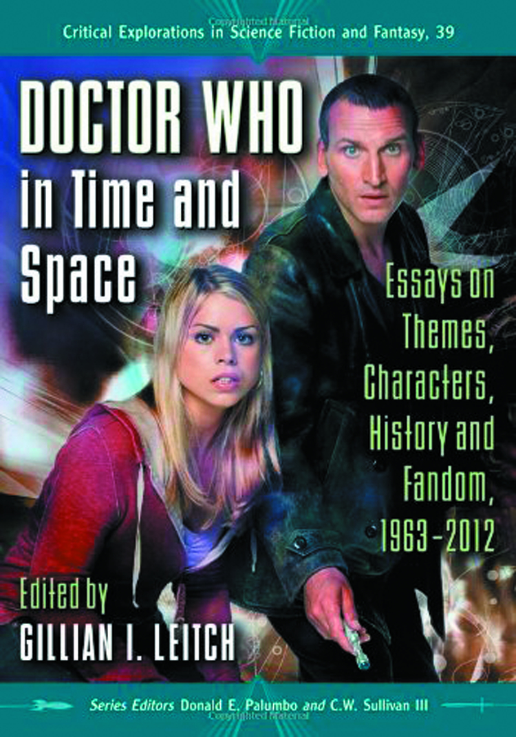 DOCTOR WHO IN TIME & SPACE ESSAYS 1963-2012