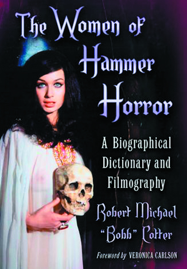 WOMEN OF HAMMER HORROR HC