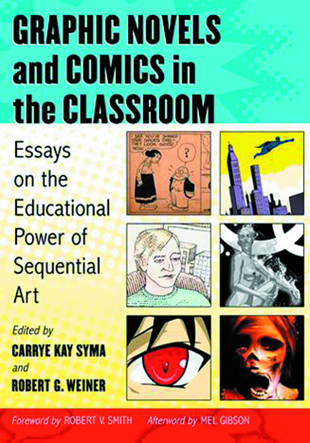 GRAPHIC NOVELS & COMICS IN CLASSROOM SC