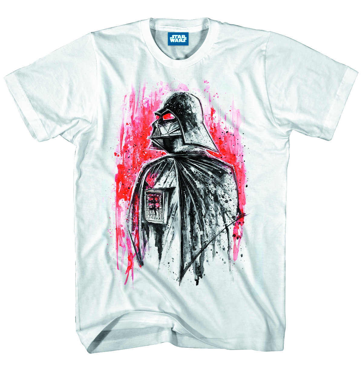 STAR WARS CRIM SITH PX WHT T/S MED
