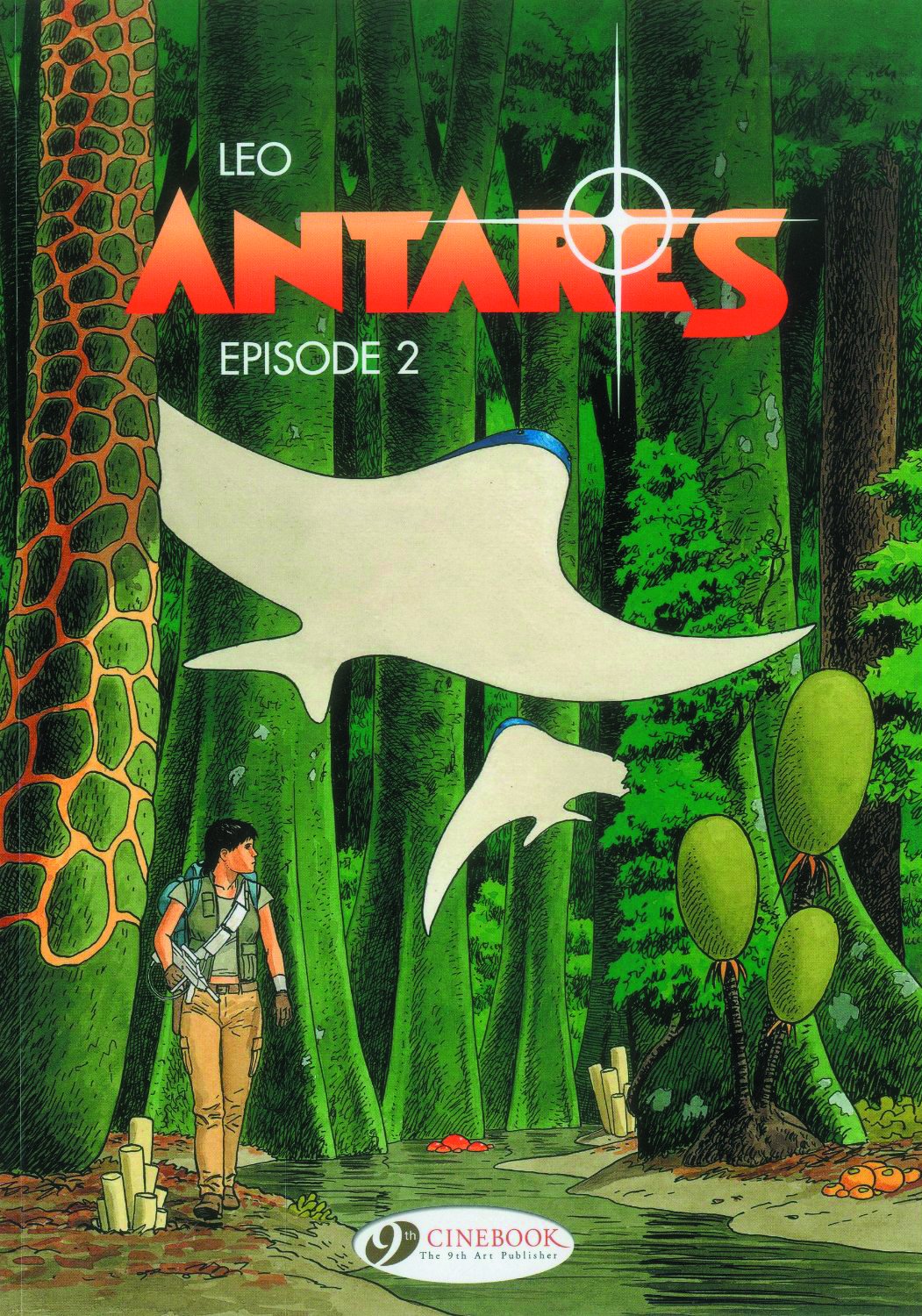 ANTARES TP VOL 02 EPISODE 2