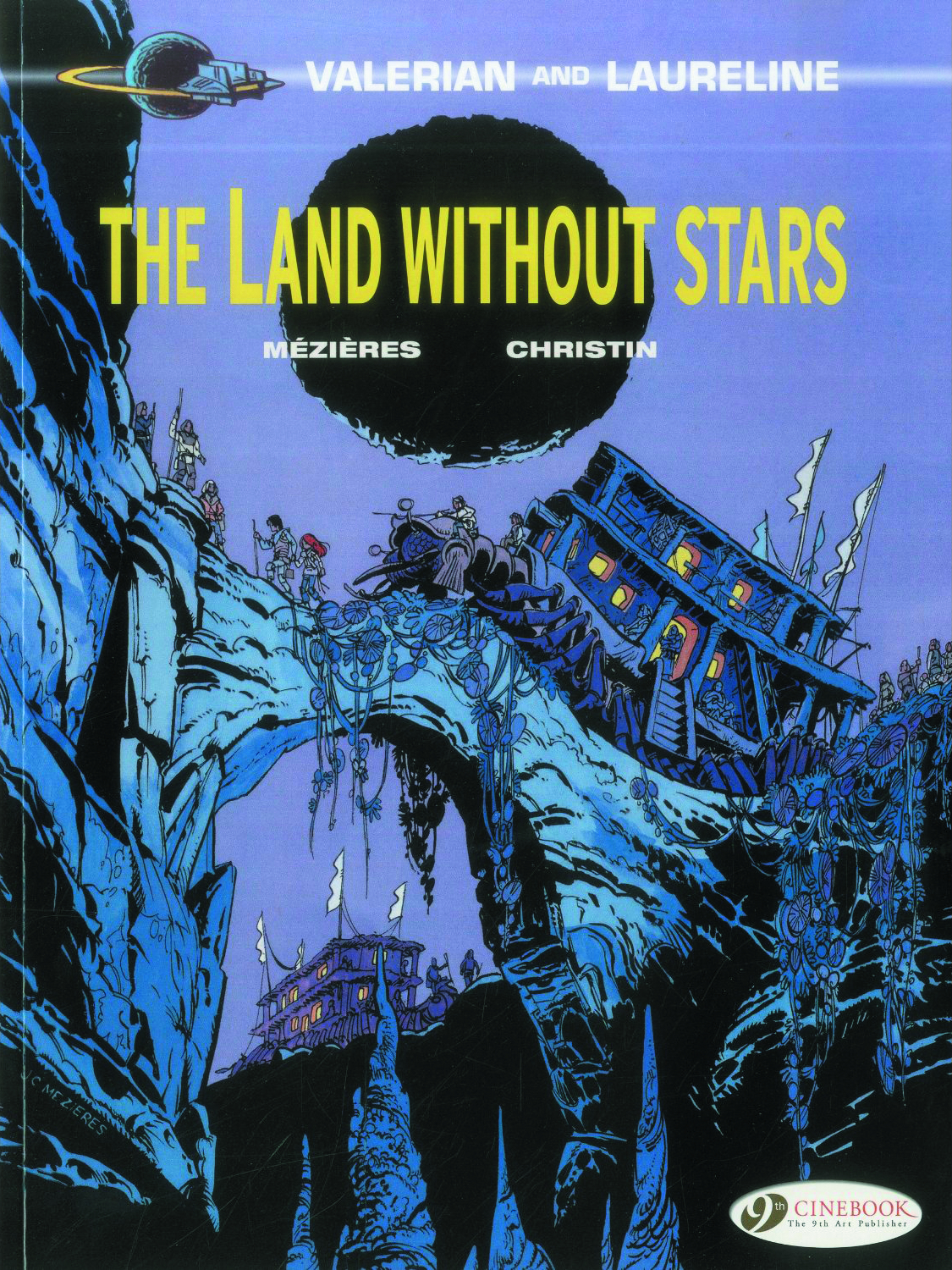 VALERIAN GN VOL 03 LAND WITHOUT STARS