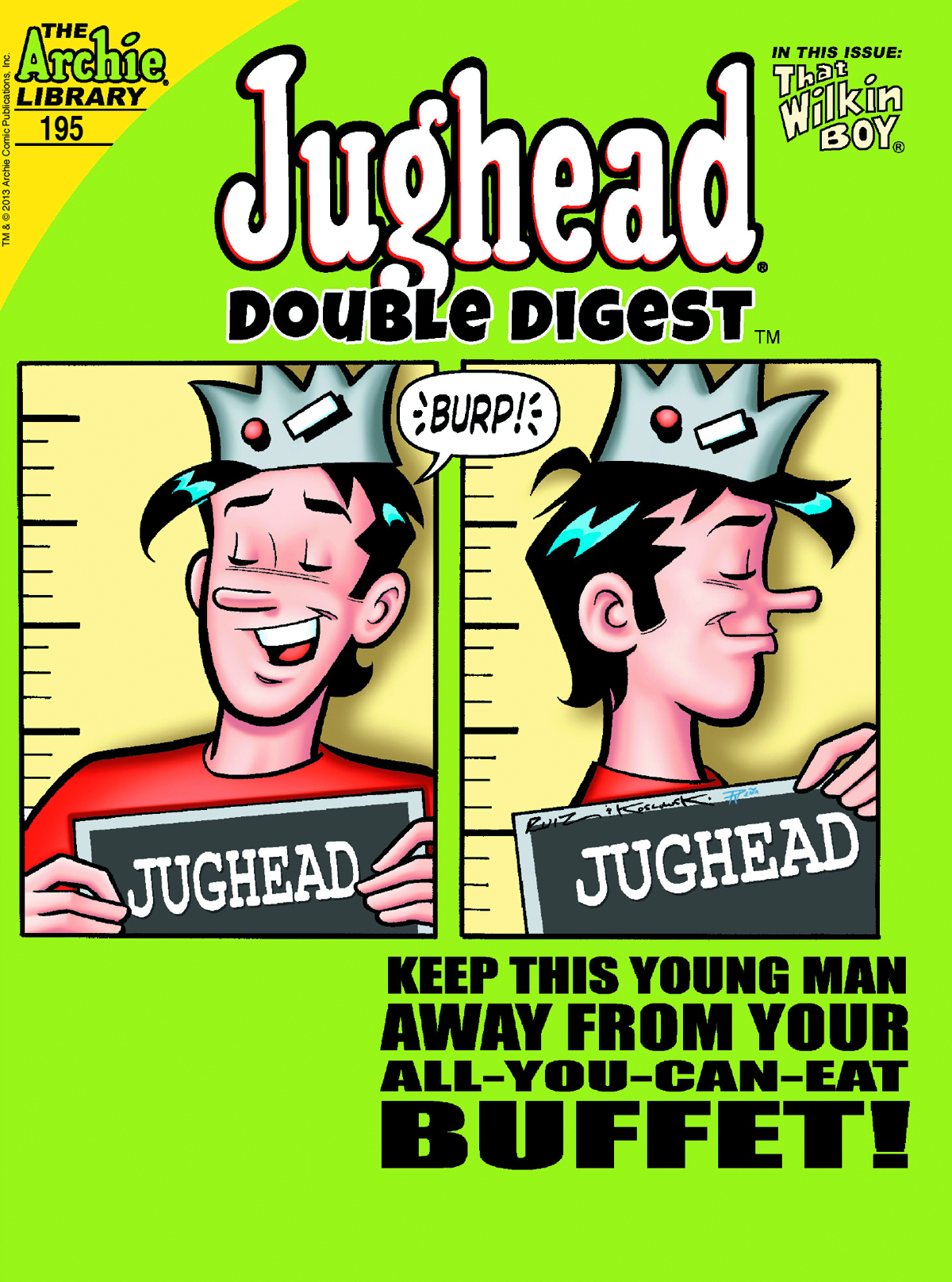 JUGHEADS DOUBLE DIGEST #195