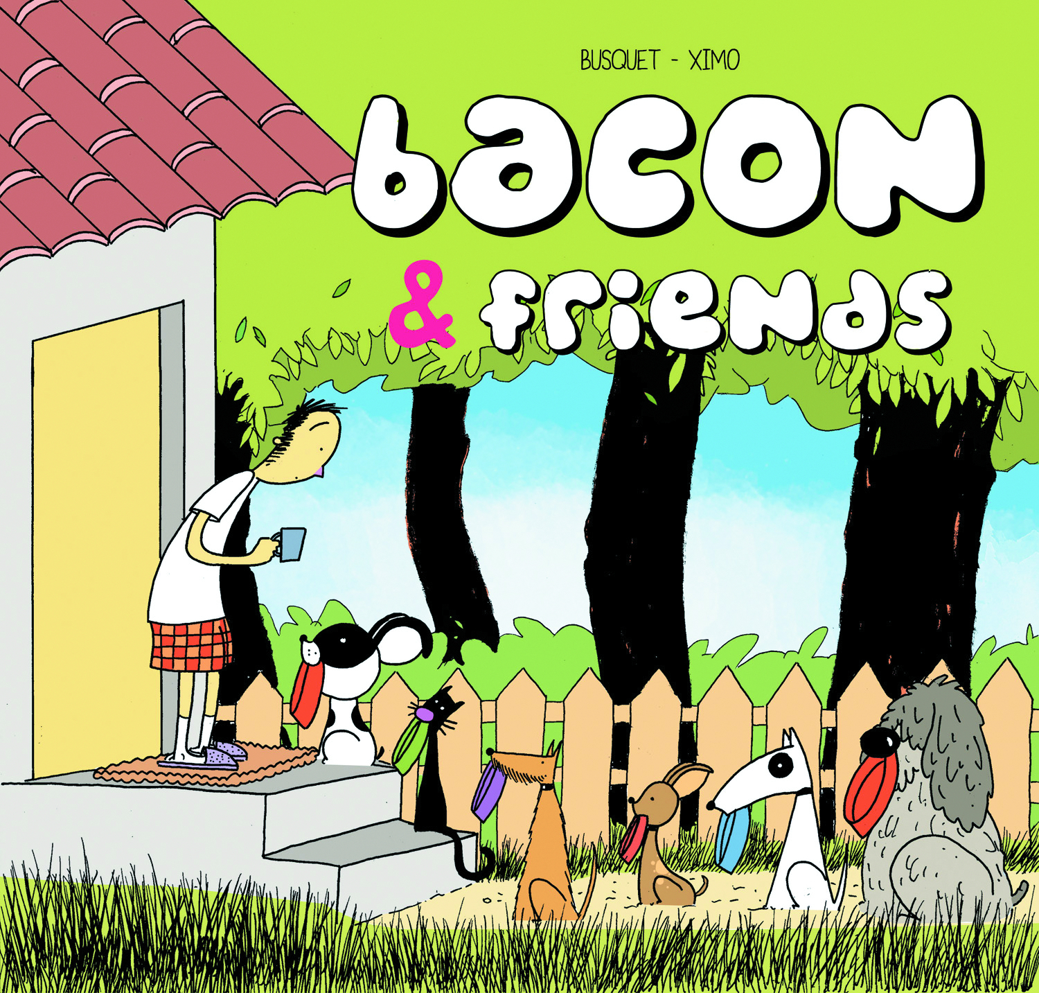 BACON AND FRIENDS GN