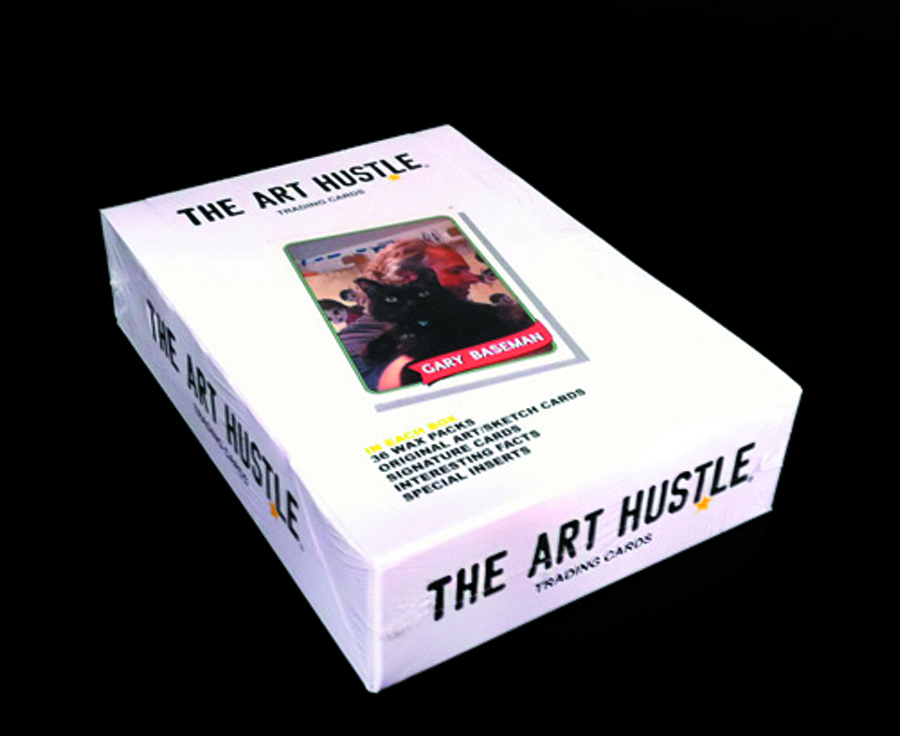 ART HUSTLE T/C BOX SER 03