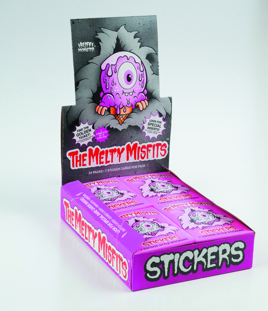 MELTY MISFITS T/C BOX