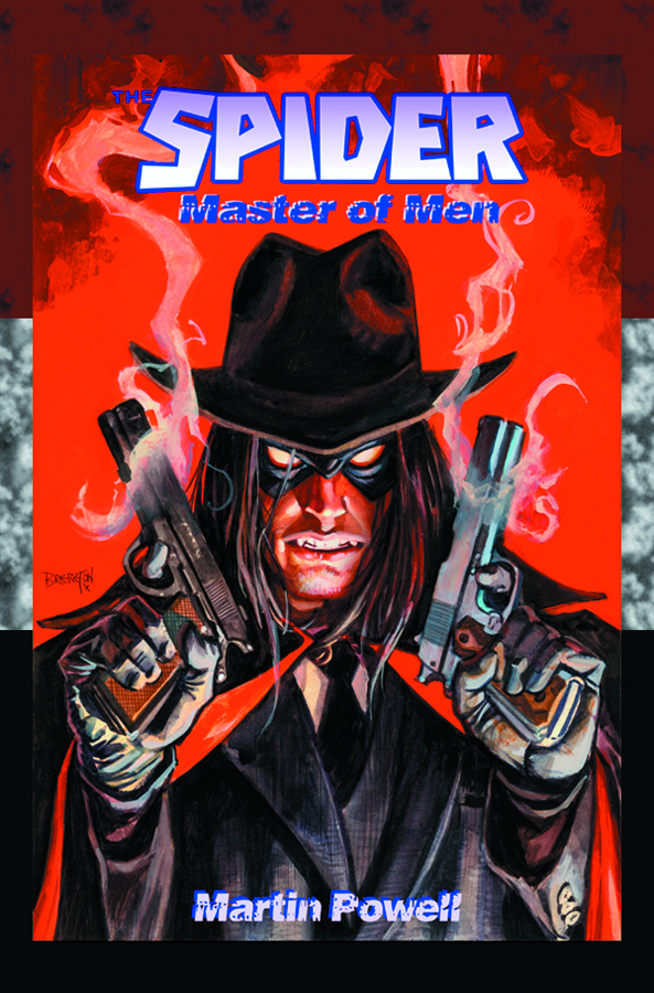 SPIDER MASTER OF MEN HC