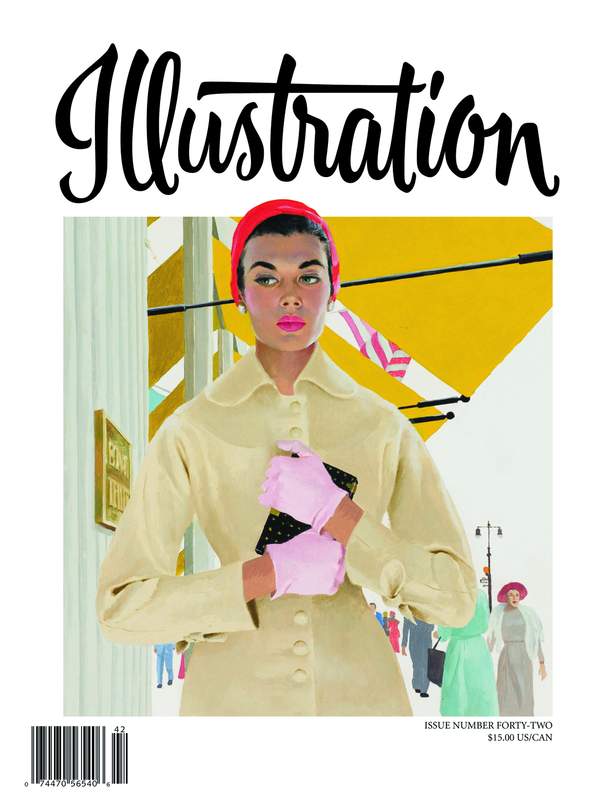 ILLUSTRATION MAGAZINE #42