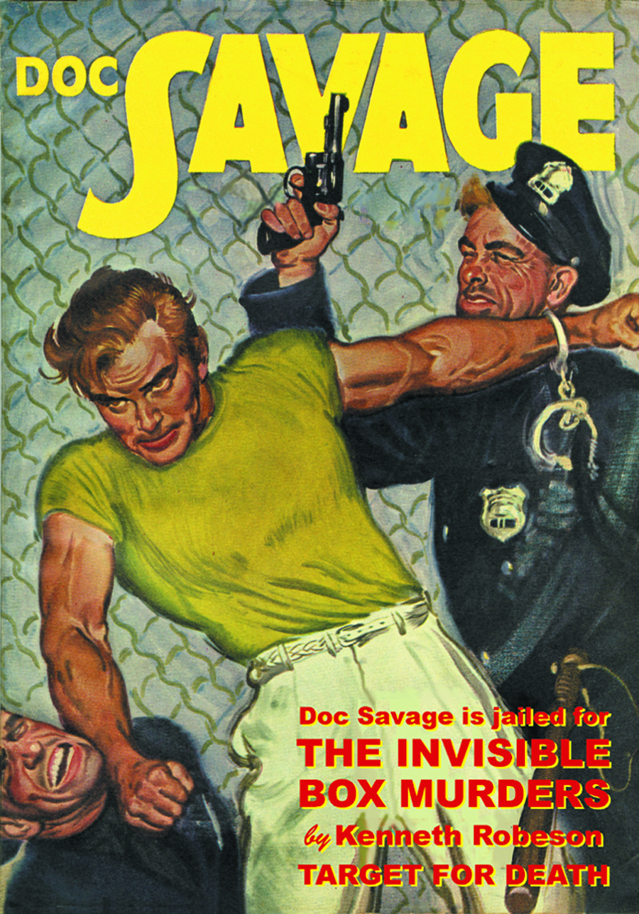 DOC SAVAGE DOUBLE NOVEL VOL 68