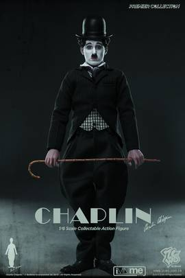 CHARLIE CHAPLIN 1/6 SCALE AF