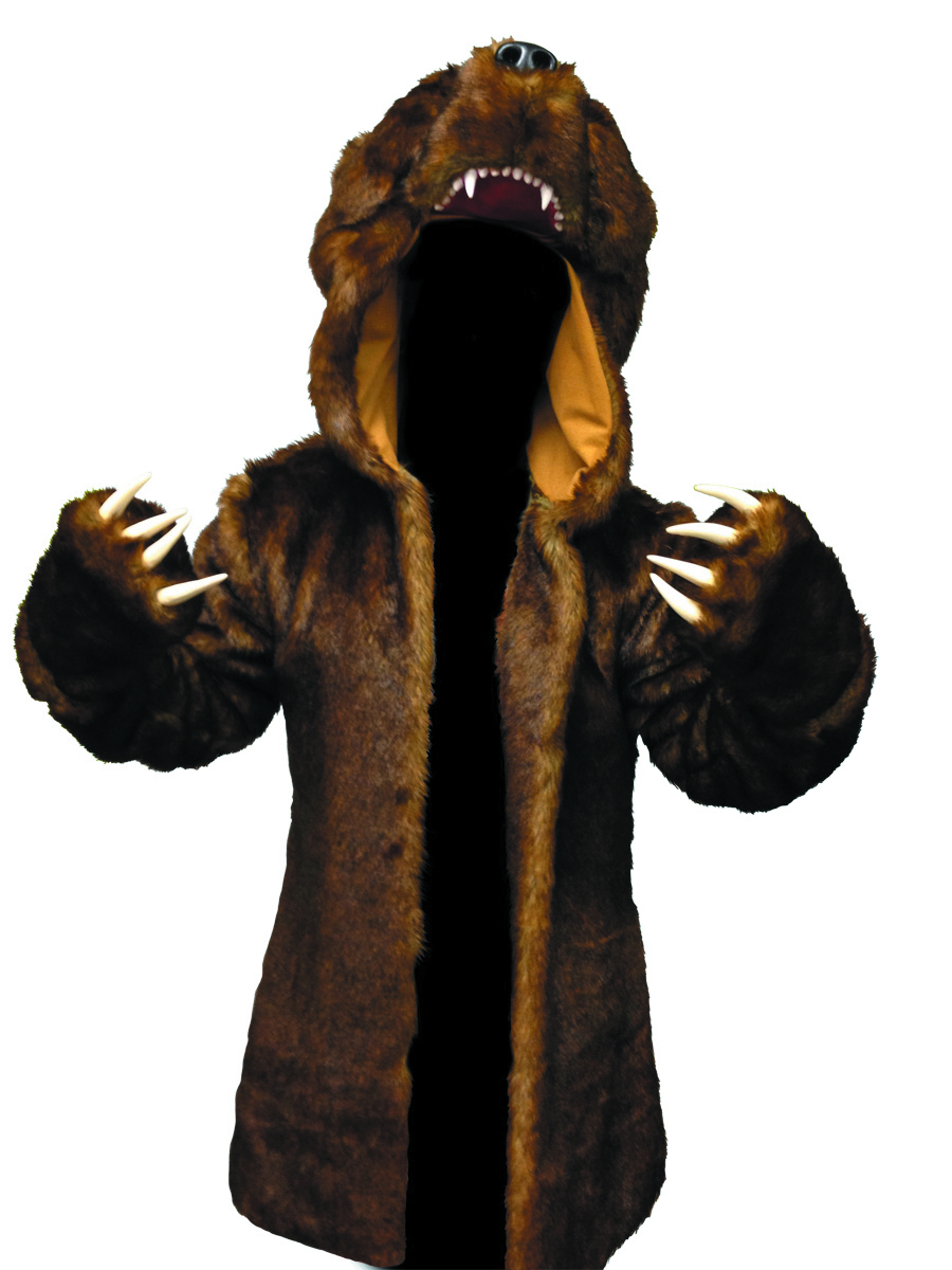 WORKAHOLICS BEAR COAT