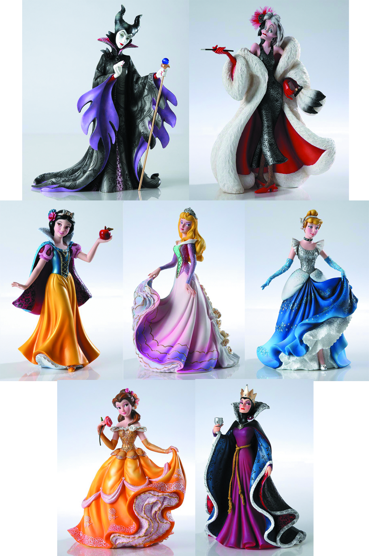 DISNEY SHOWCASE COUTURE DE FORCE FIG PPK