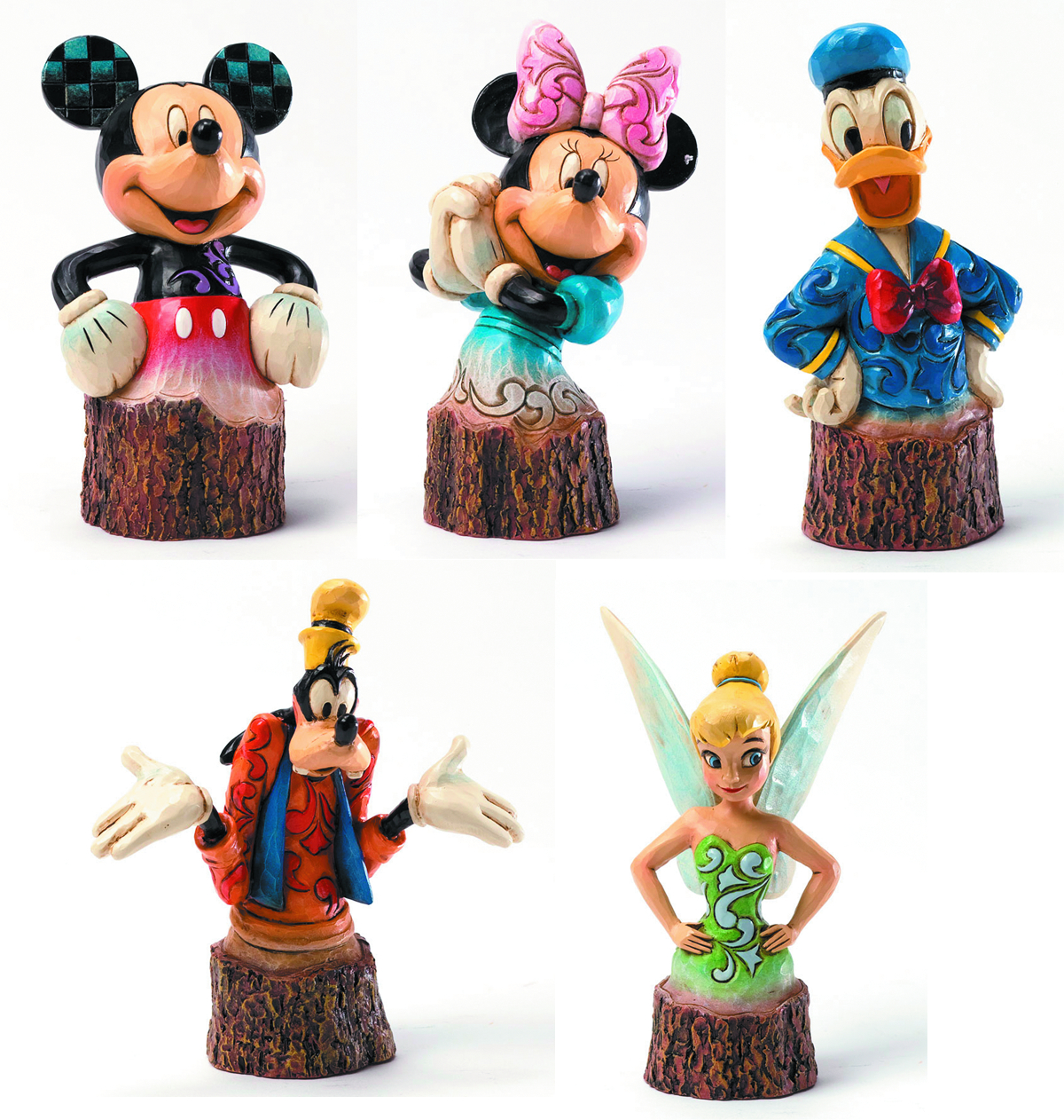 DISNEY TRADITIONS CARVED BY HEART FIG PPK