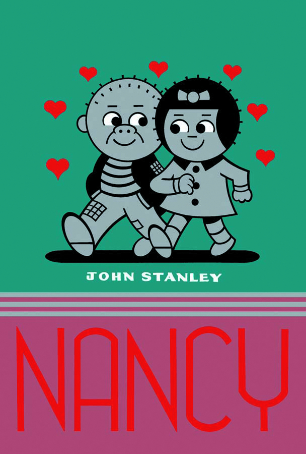 JOHN STANLEY LIBRARY NANCY HC VOL 04