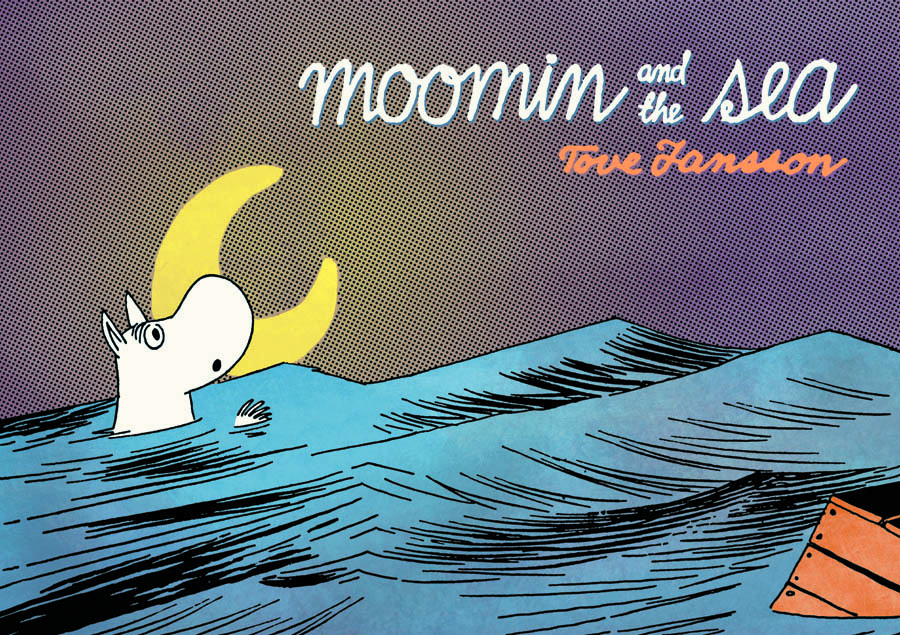 MOOMIN AND THE SEA SC