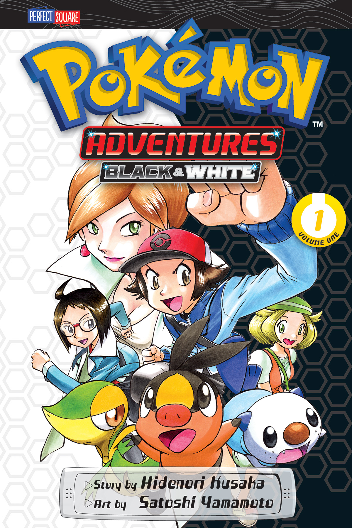 POKEMON ADV BLACK & WHITE GN VOL 01