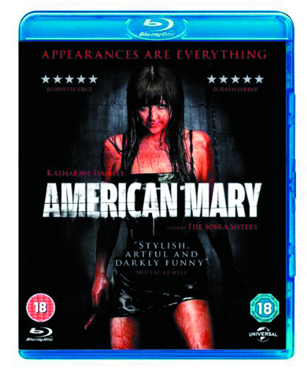 AMERICAN MARY BD
