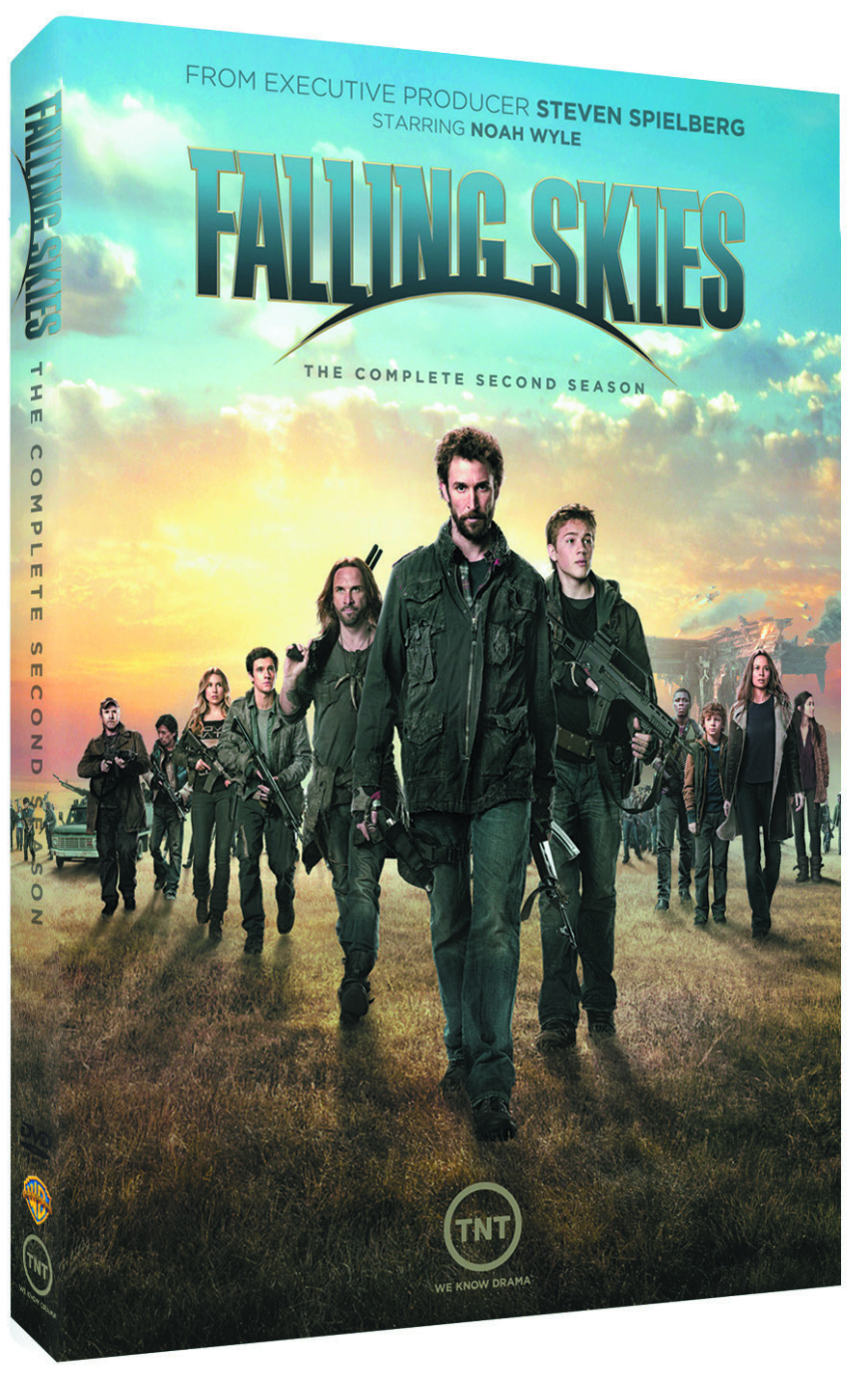 FALLING SKIES DVD COMP SECOND SEA