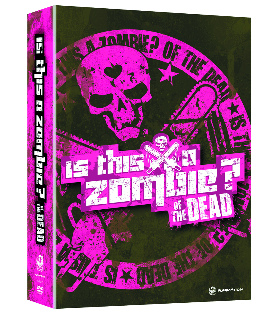IS THIS A ZOMBIE DVD SEA 02 LTD ED
