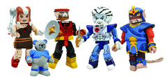 THUNDERCATS HO MINIMATES BOX SET