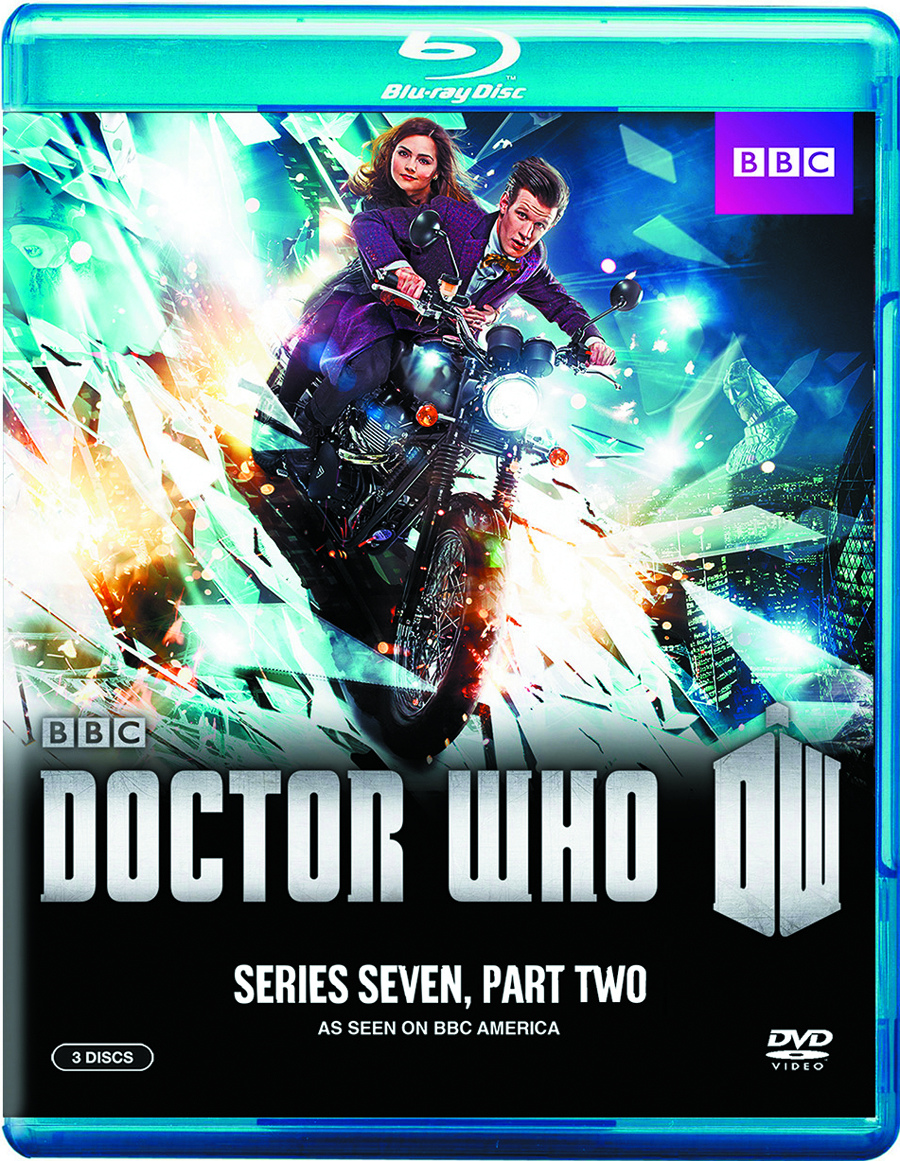 DOCTOR WHO BD SER 07 PART TWO