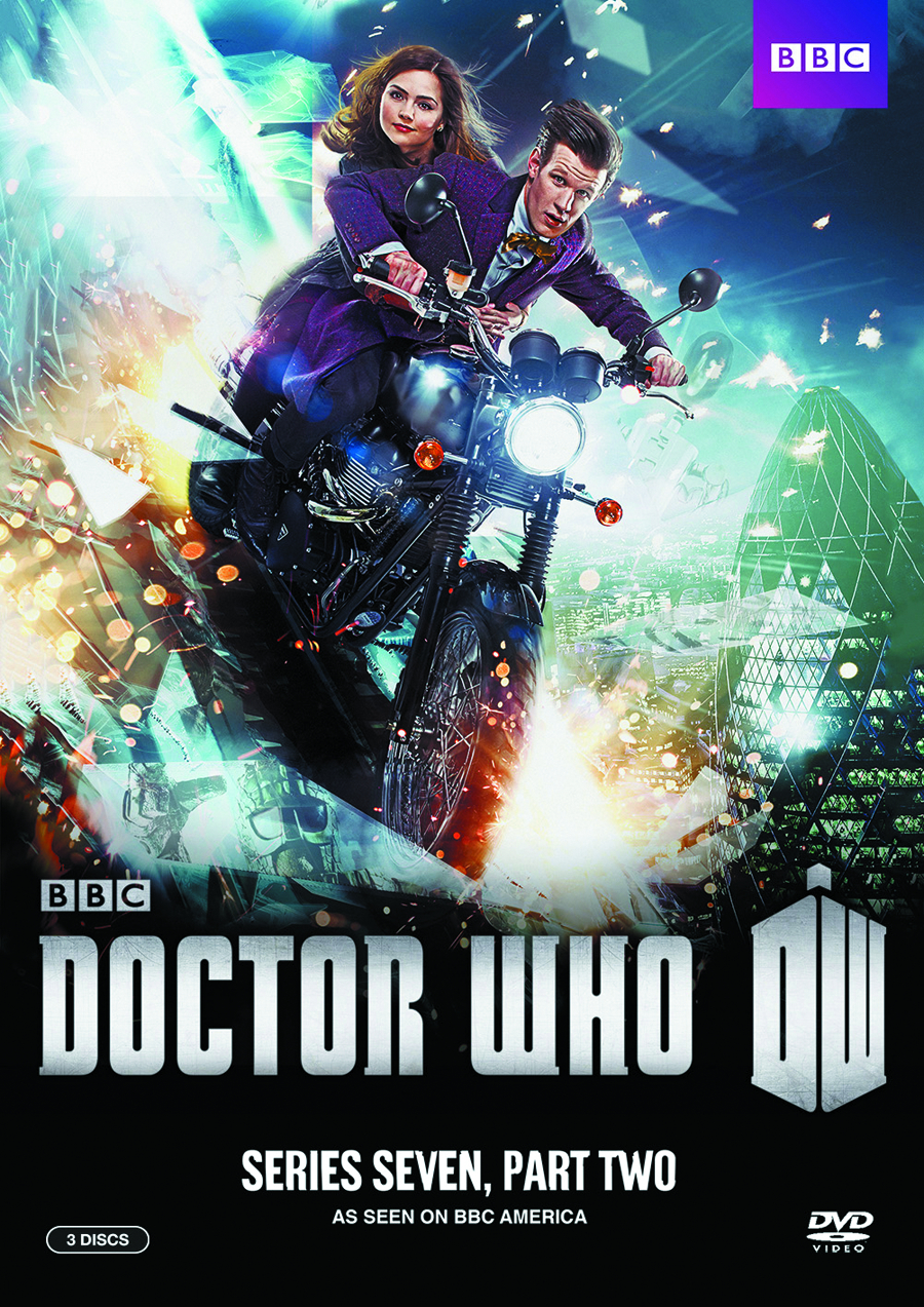 DOCTOR WHO DVD SER 07 PART TWO