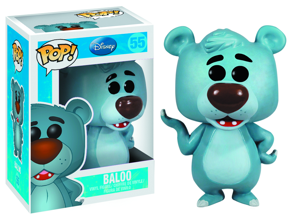 POP DISNEY BALOO VINYL FIG