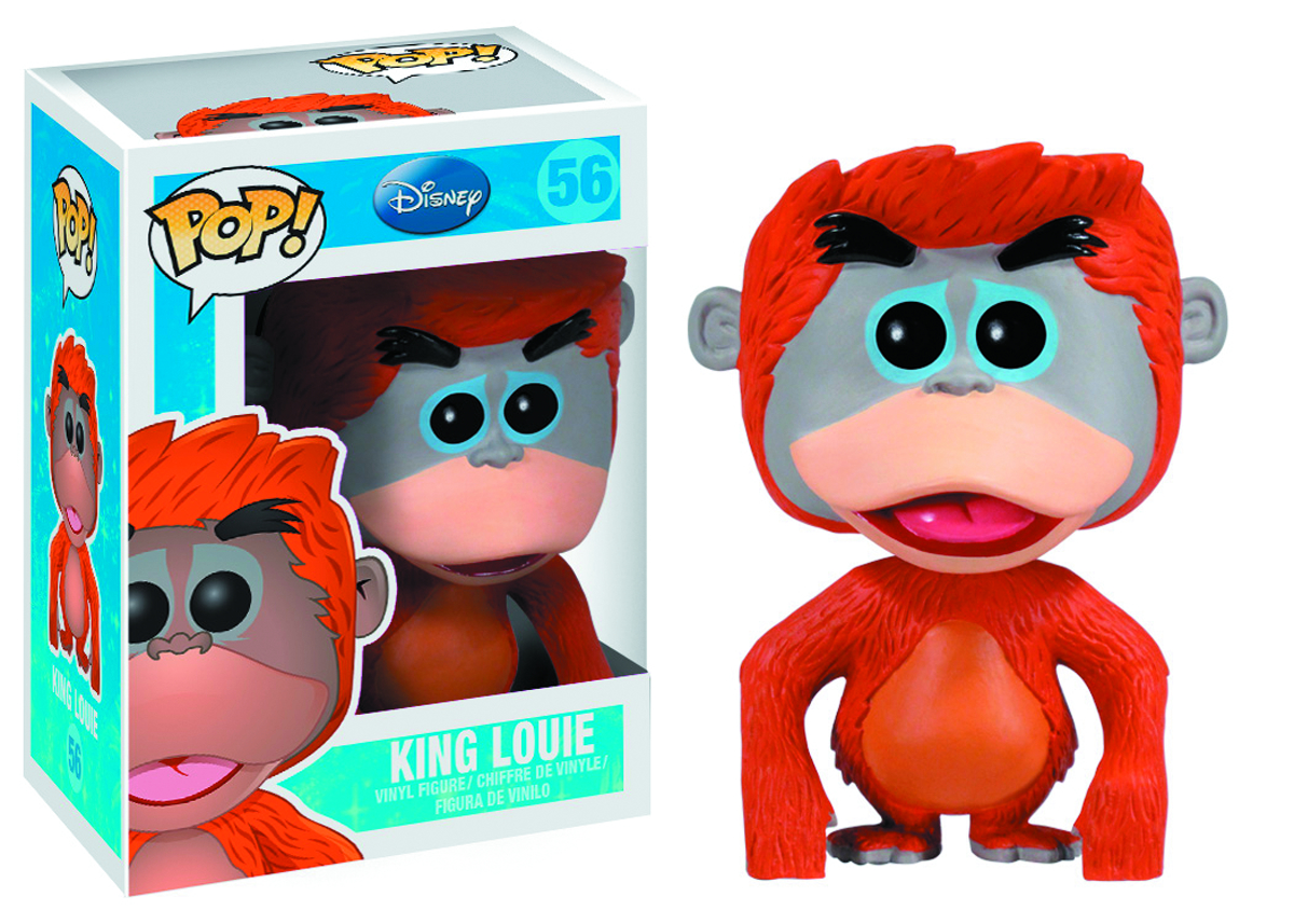 POP DISNEY KING LOUIE VINYL FIG
