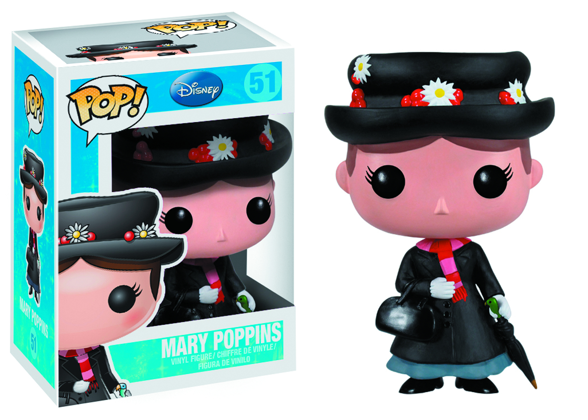 POP DISNEY MARY POPPINS VINYL FIG