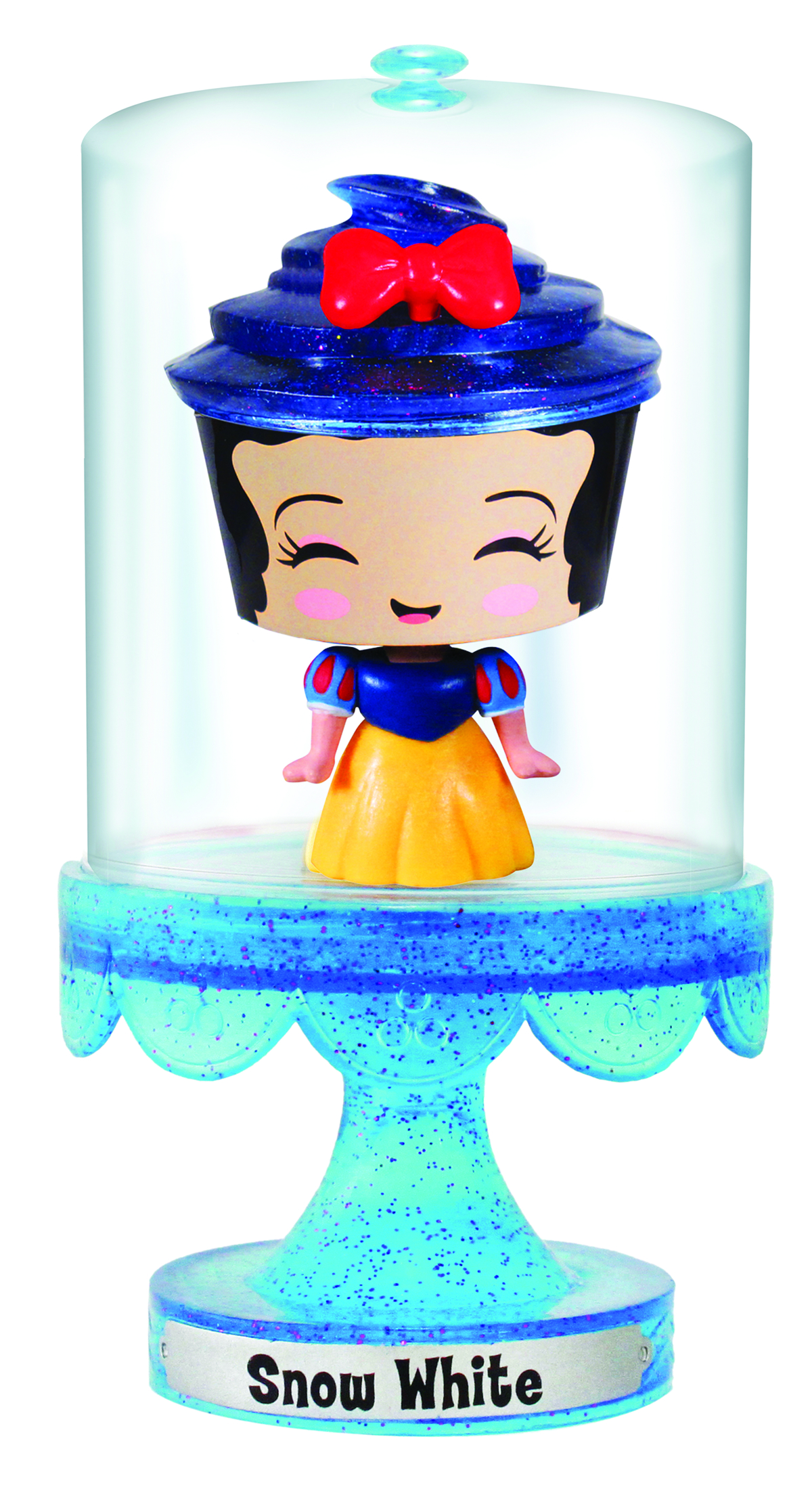 DISNEY SNOW WHITE CUPCAKE KEEPSAKES FIG