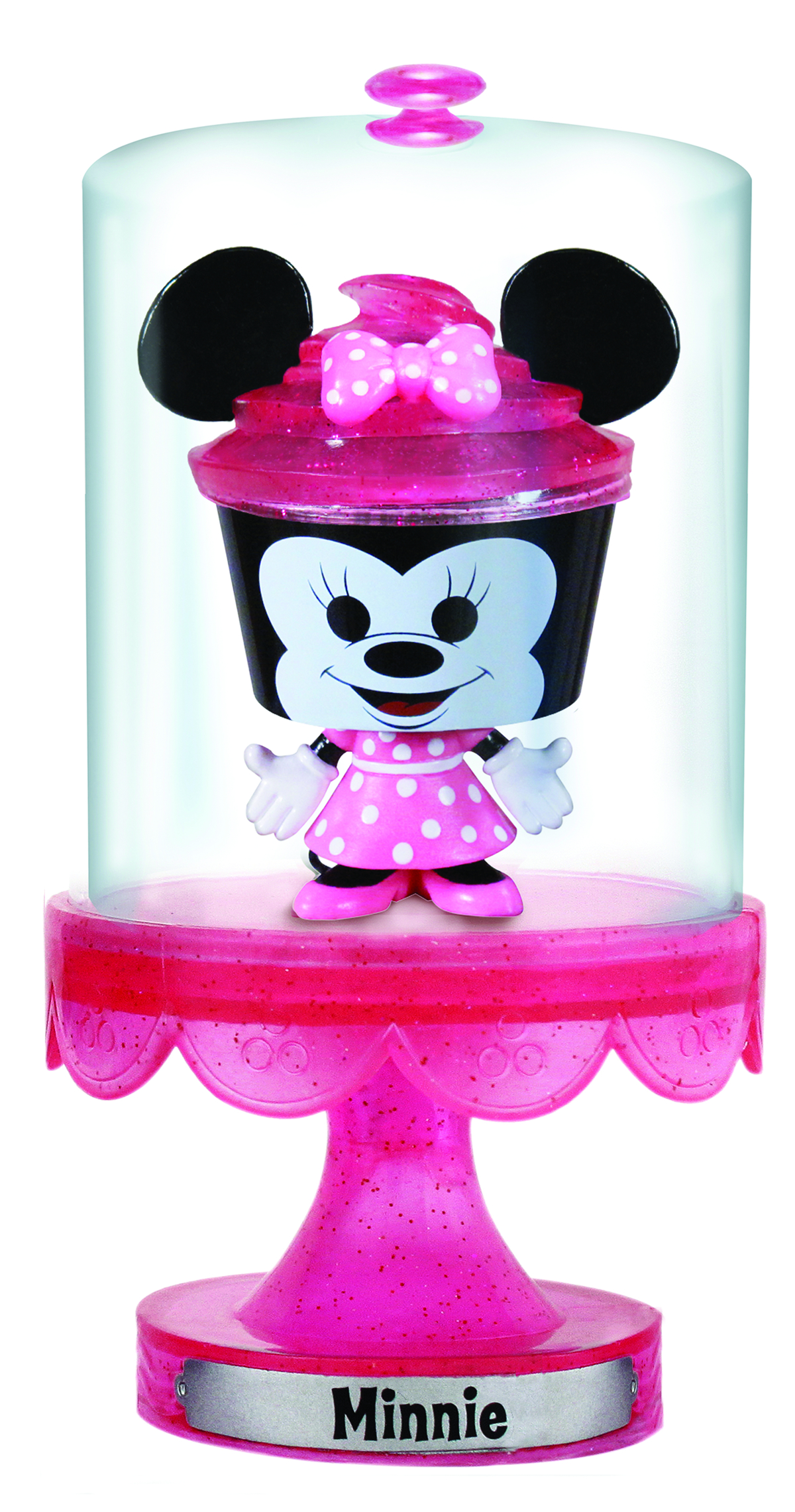 DISNEY MINNIE MOUSE CUPCAKE KEEPSAKES FIG
