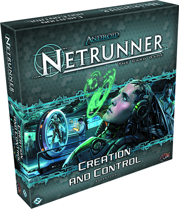 ANDROID NETRUNNER LCG CREATION CONTROL EXPANSION
