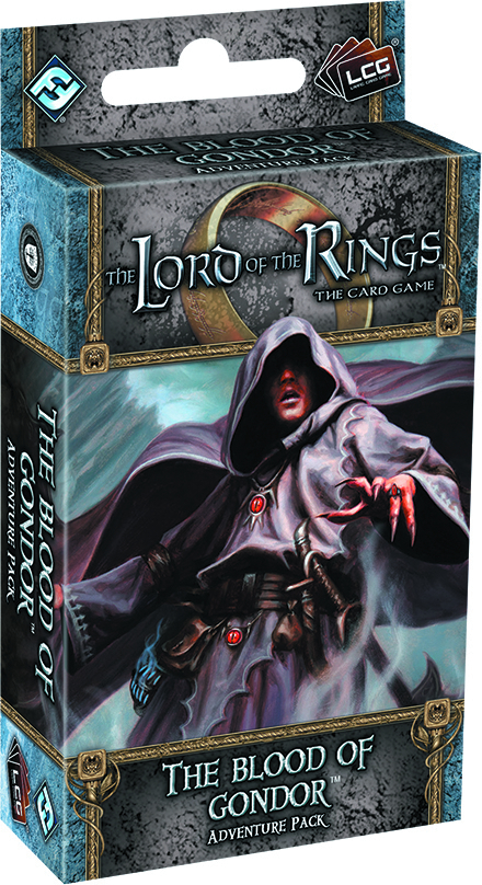 LORD RINGS LCG BLOOD OF GONDOR ADV PACK