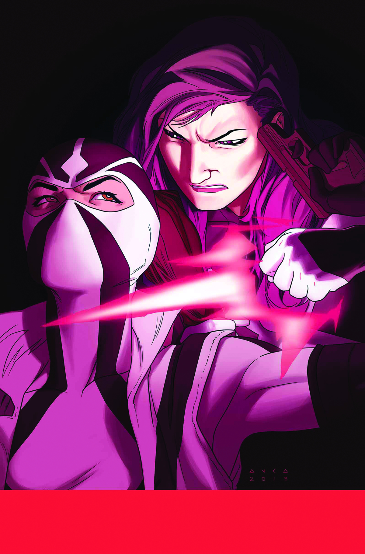 UNCANNY X-FORCE #8 NOW